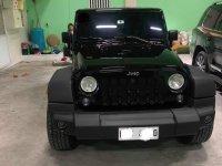 Selling Black Jeep Wrangler 2018 in Makati City