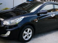 Sell Black 2011 Hyundai Accent Hatchback at Shiftable Automatic in Biñan