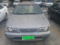 Sell Grey 1997 Nissan Sentra Sedan in Quezon City