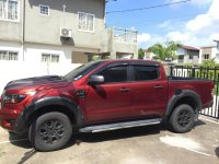 Selling Red Ford Ranger 2018 Truck at Automatic  at 17000 in Cavite