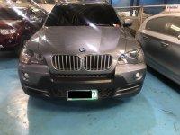 Selling Grey Bmw X5 2008 SUV / MPV in Makati
