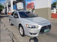 Sell Silver 2012 Mitsubishi Lancer ex Sedan in Quezon City