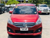 Sell Red 2018 Suzuki Ertiga in Manila