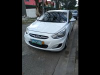 Sell White 2011 Hyundai Accent Sedan in Manila