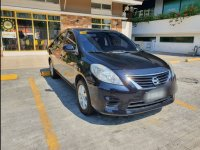 Selling Black Nissan Almera 2015 Sedan in Cainta