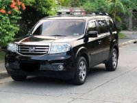 Sell Black 2012 Honda Pilot in Quezon City