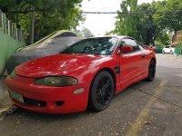 Red Mitsubishi Eclipse 1995 for sale