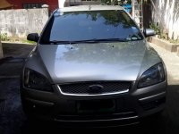 Beige Ford Focus 2007 for sale in Teresa