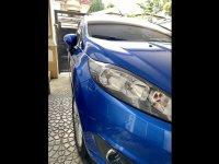 Selling Blue Ford Fiesta 2016 in Quezon City
