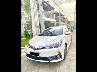 Sell White 2018 Toyota Corolla Altis in Quezon City