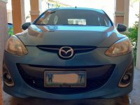Sell Blue 2013 Mazda 2 in Antipolo