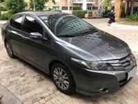 Sell Grey 2010 Honda City Sedan in Manila