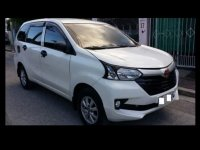Sell White 2018 Toyota Avanza in Quezon City