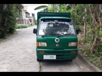 Green Suzuki Multicab 2017 for sale in Muntinlupa City