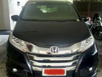 Sell Black 2015 Honda Odyssey Van in Santa Ana