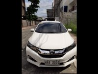 Selling White Honda City 2017 in Marikina