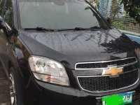 Sell Black 2013 Chevrolet Orlando in Quezon City