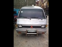Selling Silver Mitsubishi L300 1992 in Baguio