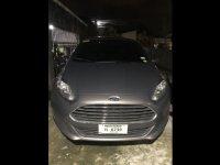 Selling Grey Ford Fiesta 2016 in Cainta