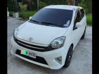 Sell White 2015 Toyota Wigo in Cavite City