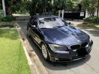 Selling Blue Bmw 318I 2009 Sedan at Automatic  at 81000 in Muntinlupa