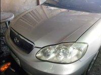 Sell Silver 2002 Toyota Corolla Altis in Aliaga