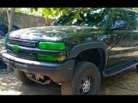 Selling Black 2001 Chevrolet Suburban in Quezon City