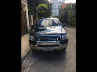 Selling Black Ford Explorer 2007 in Marikina