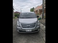 Silver Hyundai Grand starex 2018 for sale in Bacoor
