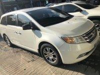 White Honda Odyssey 2013 for sale in Dagupan