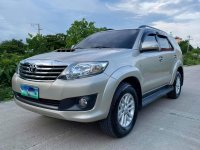 Selling Beige Toyota Fortuner 2014 in Cavite