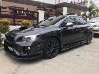 Selling BLack Subaru Wrx 2018 in Manila