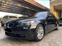 Balck Bmw 520D 2007 for sale in Bacoor