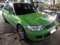 Sell Green 2000 Honda City in Manila