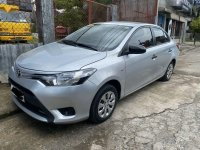 Selling SIlver Toyota Vios 2016 in Manila