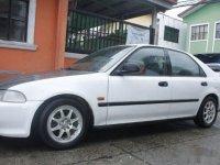 Selling White Honda Civic 1994 Sedan in Manila