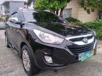 Black Hyundai Tucson 2011 for sale in Manila
