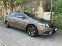 Selling Grey Honda Civic in Parañaque