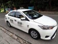 White Toyota Vios for sale in Manila