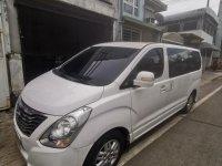White Hyundai Starex for sale in Quezon City