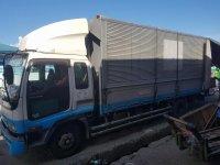 Selling Silver Isuzu Forward in Tacloban