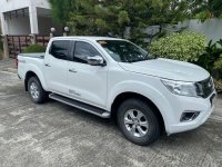 White Nissan Navara for sale in Manila