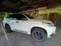 Selling White Mitsubishi Montero in Trinidad