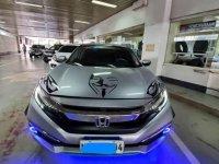 Silver Honda Civic for sale in Manila
