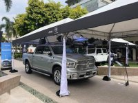 Silver Dodge Ram for sale in Davao city