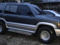 Black Isuzu Trooper for sale in Cebu