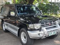 Black Mitsubishi Pajero for sale in Manila