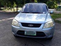 Silver Ford Escape for sale in Las Piñas