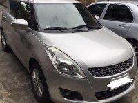 Silver Suzuki Swift for sale in Taguig