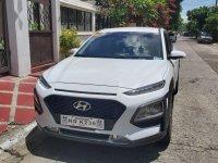 Selling White Hyundai KONA in Manila